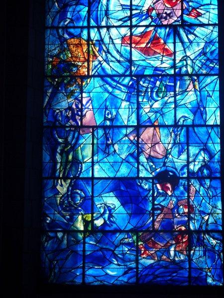 11-daagse reis Zuid-Frankrijk van 29 april - 9 mei 2013/18 ... Chagall Glas In Lood